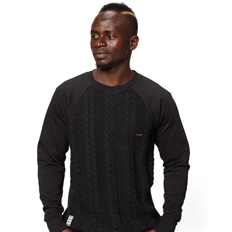 Sweater Hoodie Liverpool Jumper Putih liverpool fc lfc mens black knit panel jumper sweater pullover nwt official ebay