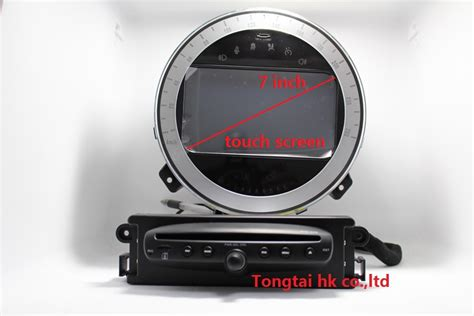 Did You See On Glosscomfree Shipping 4 Mini B 3 by 7 Quot Android 4 4 For Bmw Mini Cooper R56 Car Dvd Player Gps
