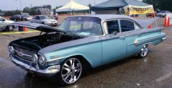 1960s Chevrolet Cars Custom 1960 Chevrolet Impala