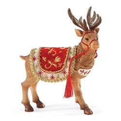 reindeer statue reindeer figurines