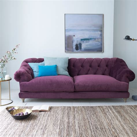 squishy couch 5 of the best patterned sofas for colourful country living