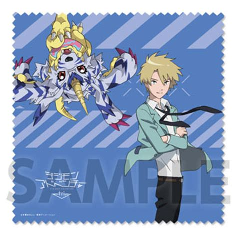 Hobbystock Digimon Tri Trading Can Badge Vol02 Tailmon amiami character hobby shop digimon adventure tri multipurpose cloth yamato ishida