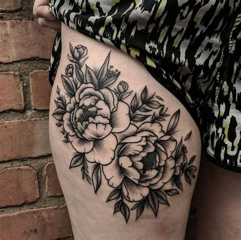 black and white flower tattoos 51 most beautiful flower tattoos ideas 2018 tattoosboygirl