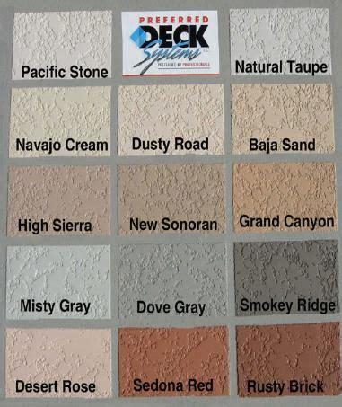 staining cool decking kool deck concrete