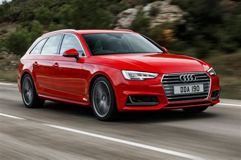 Audi A4 Tt by Audi A4 Avant 3 0 Tdi S Line 2017 Review By Car Magazine