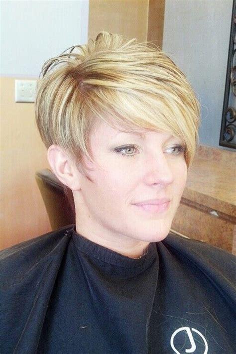 sehr kurze haarschnitte fuer feines haar frisur kurz