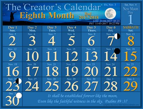 Linar Calendar Welcome To The Creator S Calendar The Creators Calendar