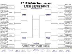 2017 ncaa basketball tournament ncaa tournament 2017 larry brown sports page 5
