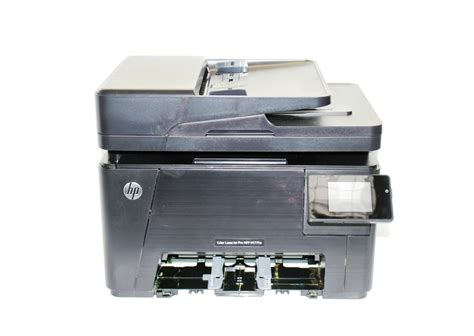 Printer Hp Color Laserjet Pro M177fw hp color laserjet pro mfp m177fw mfp printer 16ppm cz165a bgj 800124406