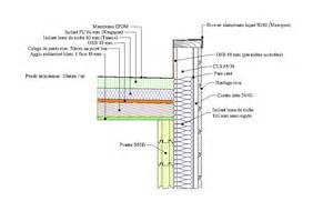 toiture terrasse 224 fr 233 jus maison bois c 244 t 233 sud