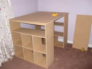 Diy Craft Desk As Sweet As Honey Diy Craft Desk