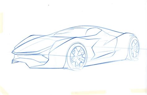 sports car drawing sports car sketches pictures to pin on pinterest pinsdaddy