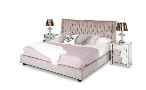 transitional bed transitional bed vg dalia modern bedroom furniture
