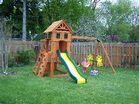 adventure play sets atlantis cedar wooden swing set adventure play sets atlantis cedar wooden swing set play