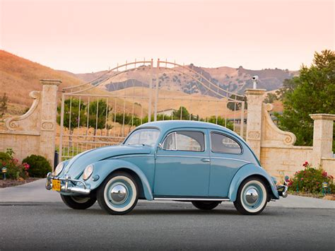 Light Blue Volkswagen Beetle by Volkswagen Beetle Baby Blue