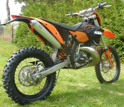 125ccm Motorrad Entdrosseln by Ktm Exc 125 Drossel Motorrad Bild Idee