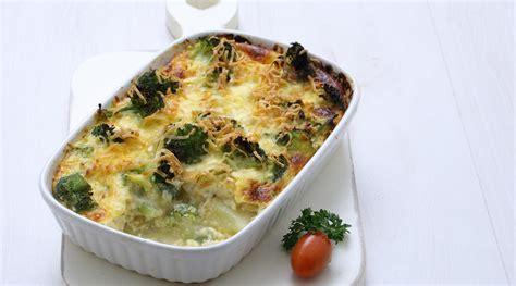 Wajan Prima Cook resep kentang brokoli panggang