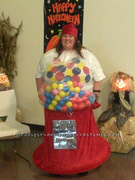 Coolest Handmade Costumes - cool gumball machine costume