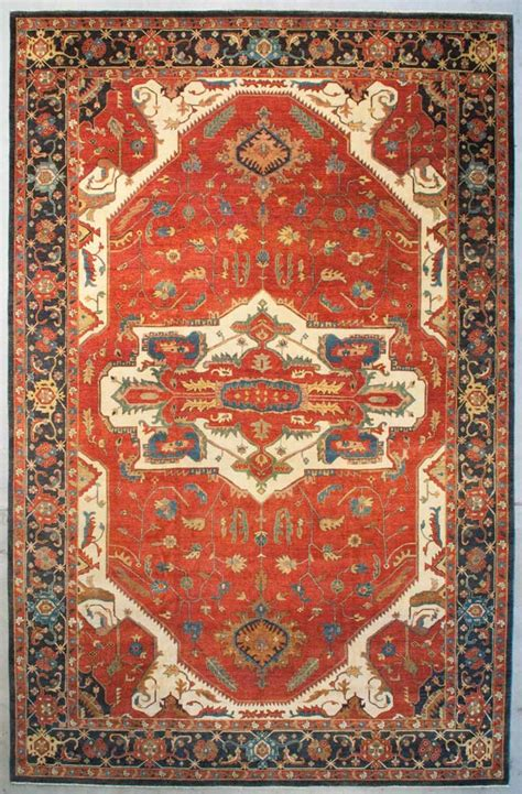 indian rugs indian serapi rug rugs more