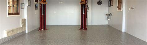 epoxy garage floor coatings ventura county santa barbara