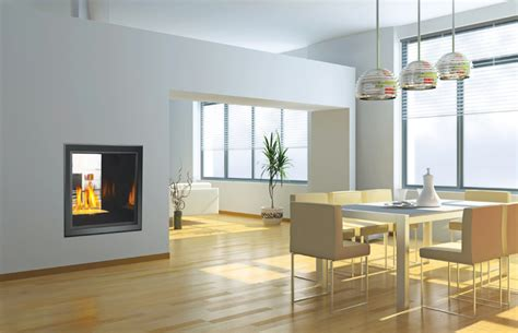 see thru ventless gas fireplace see through gas fireplace island free standing fireplaces