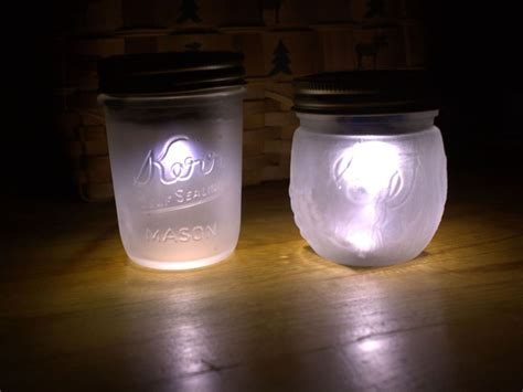 Make A Solar Night Light From A Mason Jar Matter Of Trust How To Make Lights In A Jar