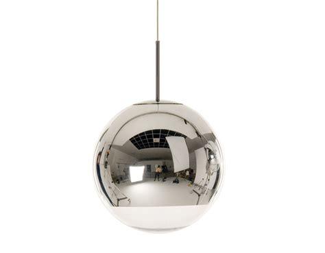 Vans Transparent Mirror Silver mirror pendant light hivemodern