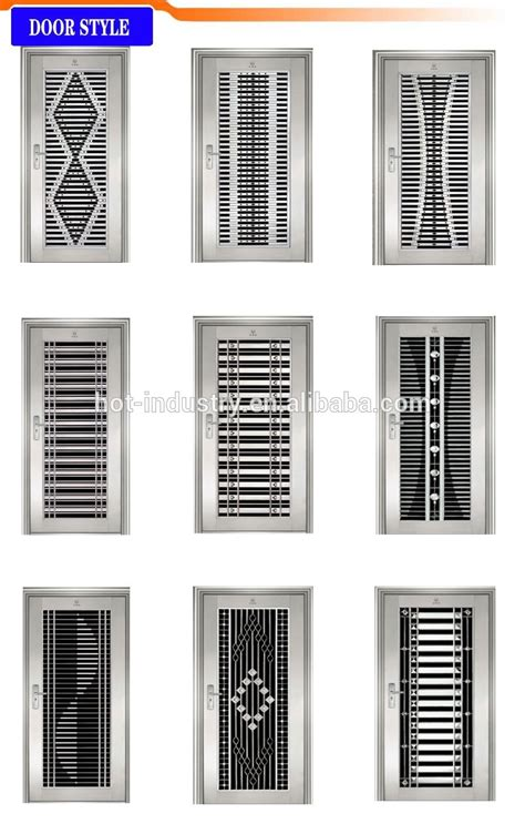 Main Door Jali Design china alibaba low price anti theft stainless steel grill