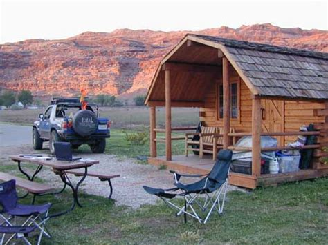 Cabins Near Moab Utah by Cgrounds Cabins Total Escape