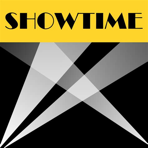 Show On The Date by Clipart Showtime Icon