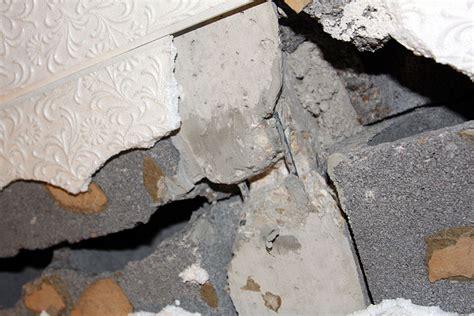 reboucher fissure dalle beton reboucher fissure dalle