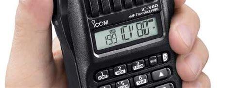 Ht Radio Icom V80 Vhp v80 transceptor fm vhf caracter 237 sticas icom america