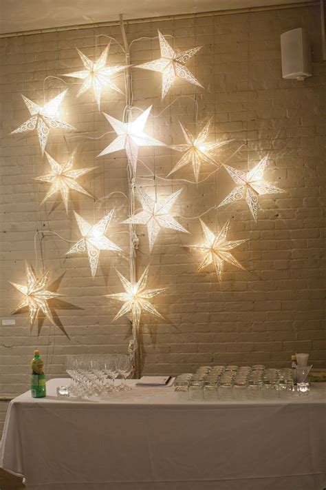 Best 25  Star decorations ideas on Pinterest   Paper stars