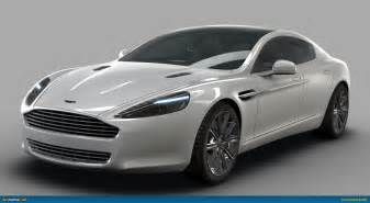 The Aston Martin Ausmotive 187 Aston Martin Rapide Official Renderings