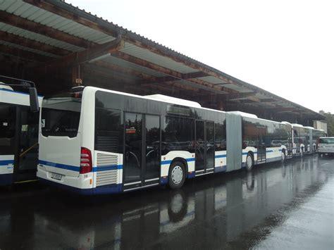 Garage Zug Zvb Zug Nr 38 Zg 88 038 Mercedes Citaro Am 1