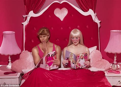 barbie and ken in bathroom the dark side of barbie and ken s marriage artist s