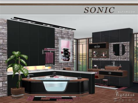 Latest In Kitchen Design nynaevedesign s sonic bathroom