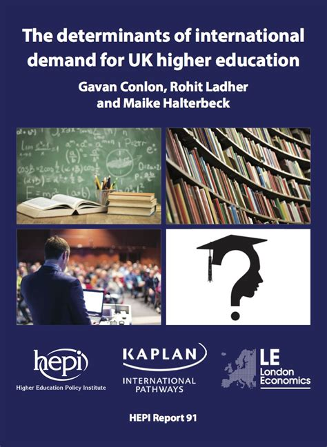 demographics and the demand for higher education hepi universities could lose students while gaining