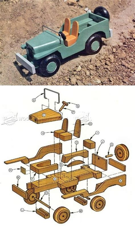 jeep wood box 135 best images about wooden toy plans on pinterest