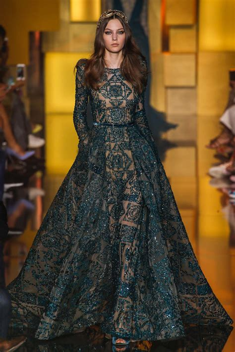 Elie Saab inspirations ideas fashion trends elie saab aw 2016 inspirations ideas