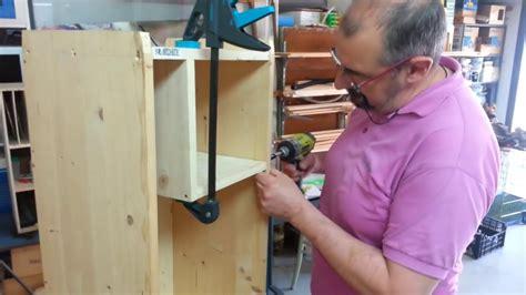 costruire un armadietto come costruire un armadietto con ruote girevoli per