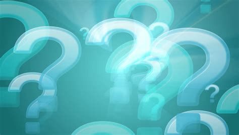 background questions question mark looping background stock footage video