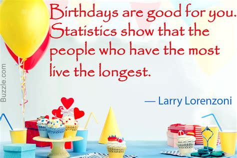 Quotes On Your Birthday