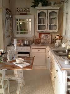 Unfinished Wood Cabinet 32 Sweet Shabby Chic Kitchen Decor Ideas To Try Shelterness