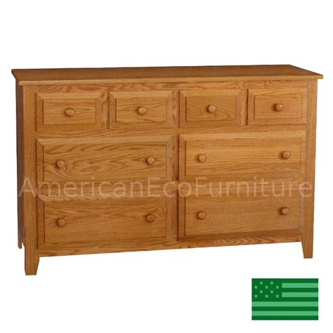 solid wood dresser made in usa amish child s 8 drawer dresser solid wood usa made
