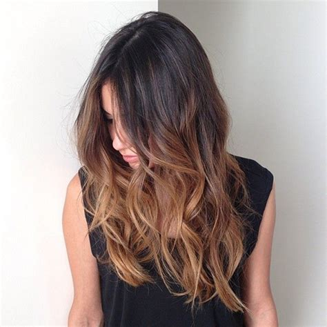 top 20 best balayage hairstyles for natural brown amp black