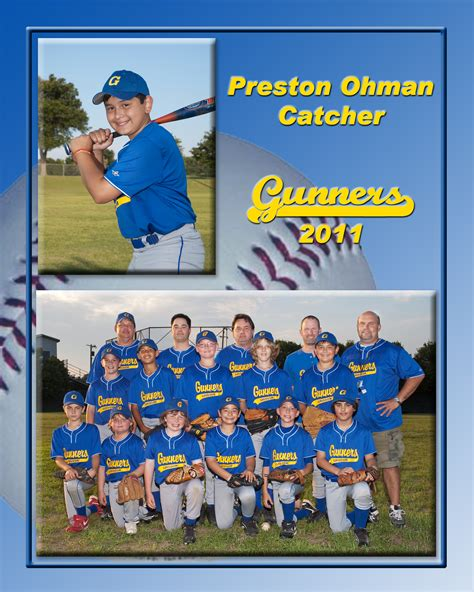 sports team photo templates sports sles