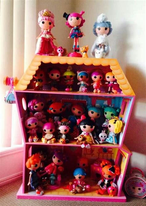 lalaloopsy dolls house that s one full lalaloopsy doll house lalaloopsycollection my lalaloopsy