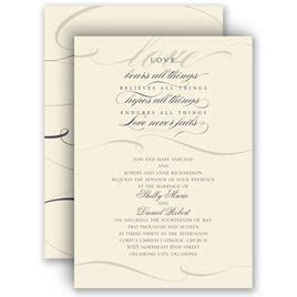 christian wedding card templates free religious wedding invitations religious wedding