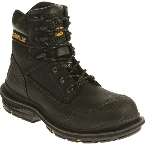 composite toe boots cat s fabricate 6 quot tough waterproof composite toe work